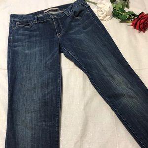 Vince Skinny Crop Jeans 28